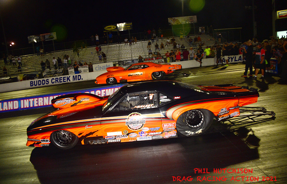 2021 PDRA NORTH – SOUTH SHOOTOUT PRO NITROUS RESULTS