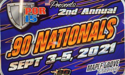The 2nd Annual POR 15 .90 Nationals to hit Maple Grove on Labor Day weekend