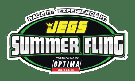 WEATHER DELAYS SUMMER FLING AMERICAN RACE CARS 25K THURSDAY
