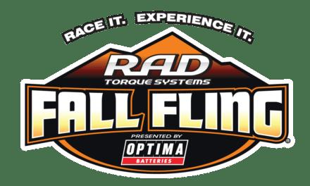 RAD TORQUE FALL FLING PRESENTED BY OPTIMA BATTERIES PRE-RACE