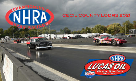 Sportsman Racers put a cap on 2021 season at Cecil County LODRS