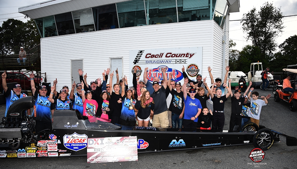 NHRA Division One closes the book on the 2021 Season at Cecil County.  Stalba wins first for the year!